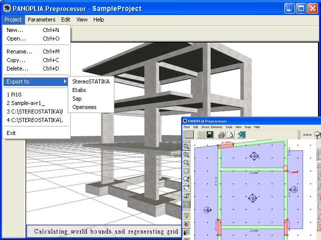 Panoplia Preprocessor Screenshot