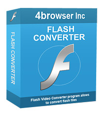 Flash Video Converter Screenshot