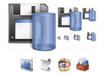 Vista Network Icons 3