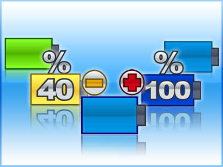 Battery Icon Collection Screenshot 1