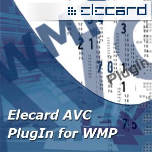 Elecard AVC PlugIn for WMP Screenshot 1