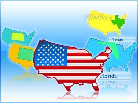 Maps Usa Icon Collection Screenshot 2