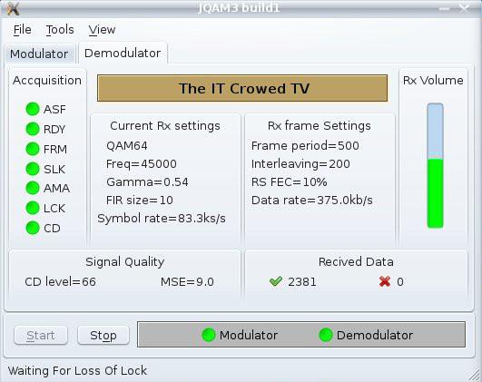 J-QAM Screenshot 1