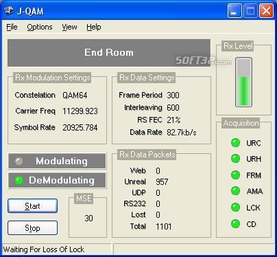J-QAM Screenshot 2