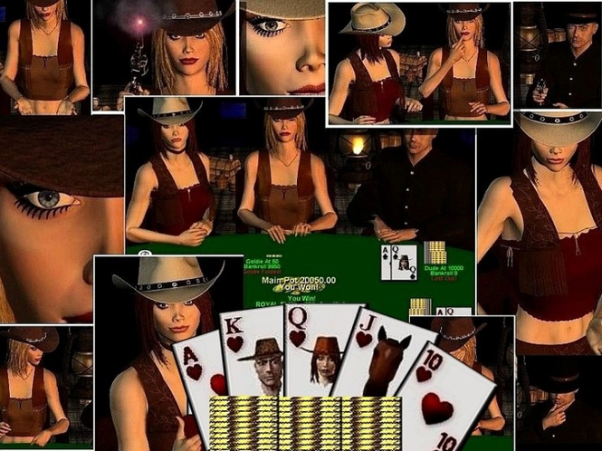 Texas Holdem End Of The Trail Screenshot 1