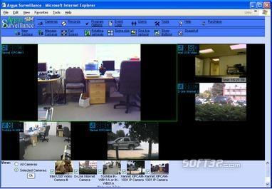 Argus Surveillance DVR Screenshot 3