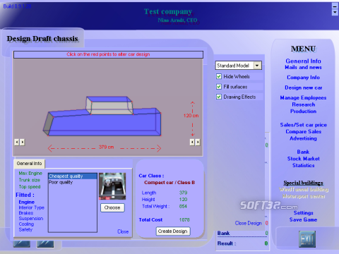 CarBiz:Megacorp Screenshot 3