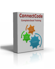 ConnectCode Free Excel Training Screenshot