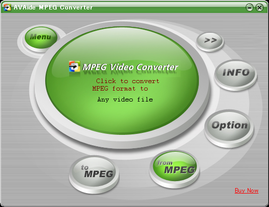 AVAide MPEG Converter Screenshot