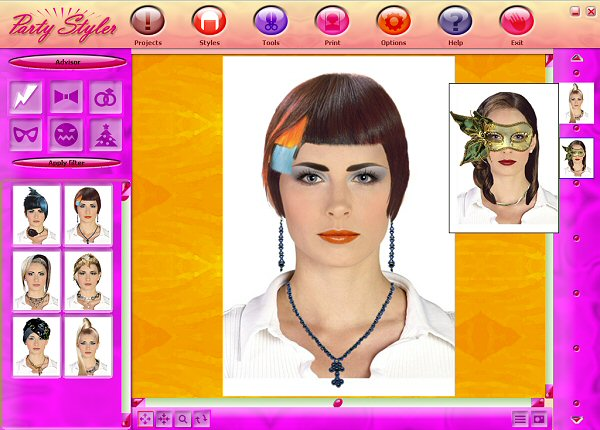 Party Styler Screenshot