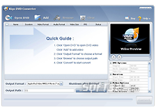 Kigo DVD Converter for Win Screenshot 2