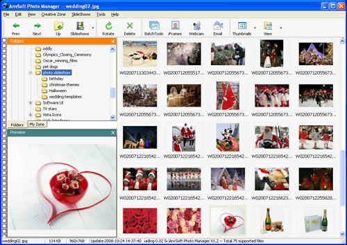 eezPix Photo Organizer Screenshot