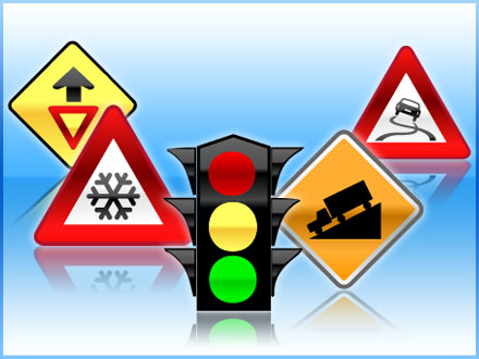 Traffic Icon Collection Screenshot 1