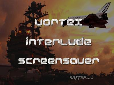 Vortex Interlude Music Screensaver Screenshot 2