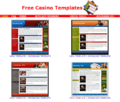 Free Casino Templates 1