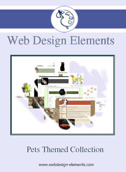 Pet Web Elements Screenshot