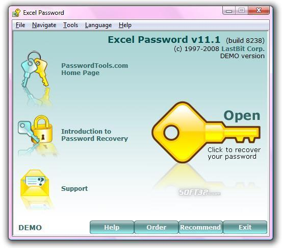 LastBit Excel Password Recovery Screenshot 3