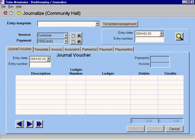 1-4-all Account Enterprise Screenshot