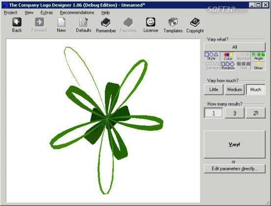 Company Logo Designer ProTrial Screenshot 1