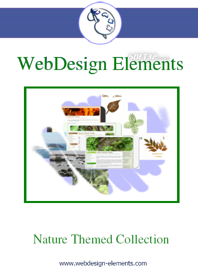 Nature Web Elements Screenshot 2