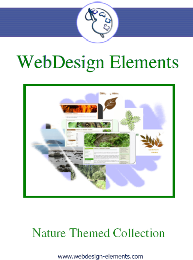 Nature Web Elements Screenshot