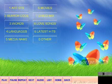 K Media Center Screenshot 2
