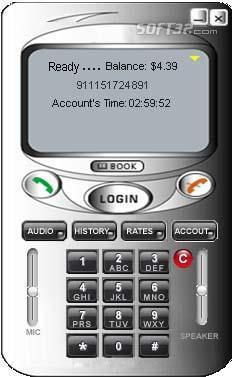 Free Premium Softphone Software Screenshot 2