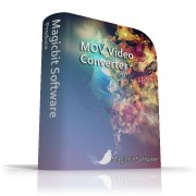 Magicbit MOV Video Converter Screenshot 1