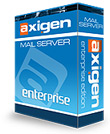 AXIGEN Enterprise Edition for Windows OS Screenshot