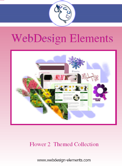 Flower 2 Web Elements Screenshot