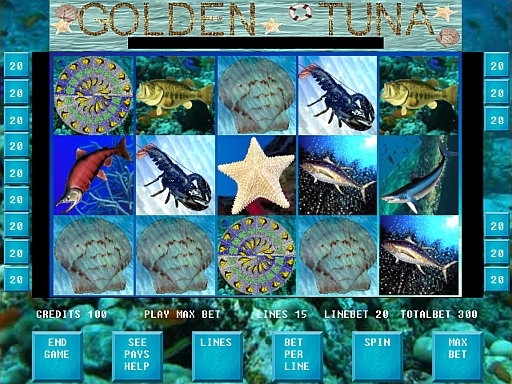 Golden Tuna Screenshot 1