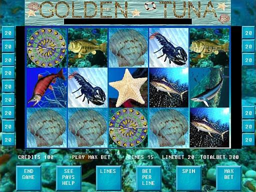 Golden Tuna Screenshot 3