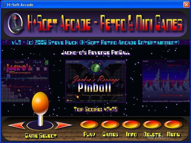 H+Soft Arcade Screenshot 3