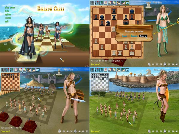 Amazon Chess Screenshot 1