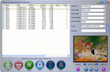 Tinysoar dvd to psp converter Screenshot 1