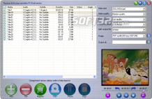 Tinysoar dvd to psp converter Screenshot 2