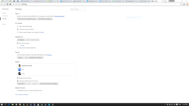 Google Chrome Screenshot 3