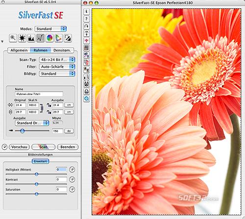 SilverFast Ai High-End Heidelberg (Win) Screenshot 2