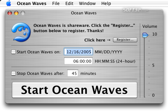 Ocean Waves Screenshot 1