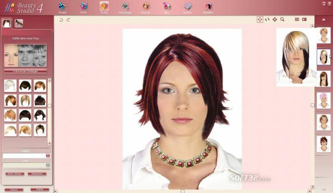 Beauty Studio - Hair Master 4 Screenshot 2