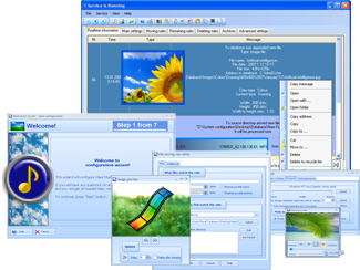 MP3 File Renamer Screenshot