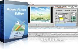 Aoao Photo Editor Platinum Screenshot 3
