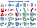 Perfect Telecom Icons 1