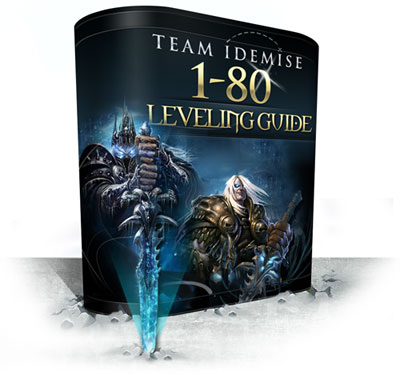 iDemise WoW Leveling Guide Screenshot 1