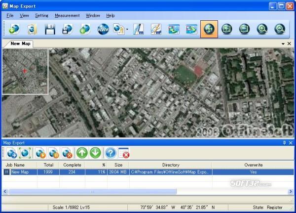 Map Export Screenshot 3