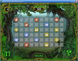 Memory Brain Game Screenshot
