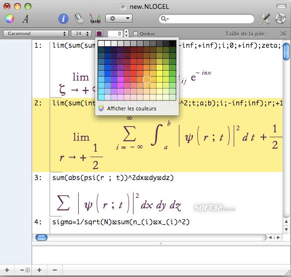 iMathGeo Screenshot 2