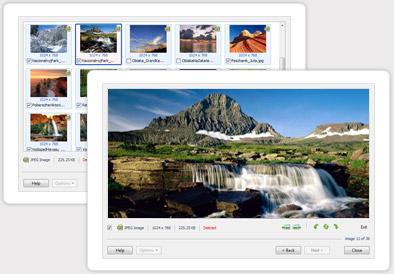 Magic Photo Recovery Screenshot