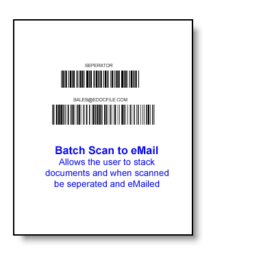 Batch Scan to Email Screenshot