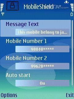 Mobileshield Screenshot 2